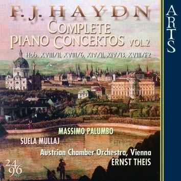 Haydn: Complete Piano Concertos, Vol. 2