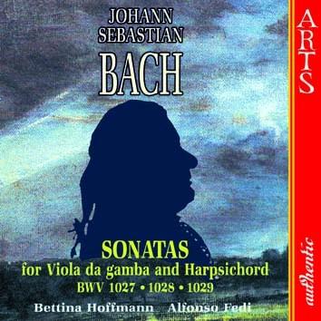 Sonatas For Viola da gamba And Harpsichord, BWV 1027, 1028 & 1029
