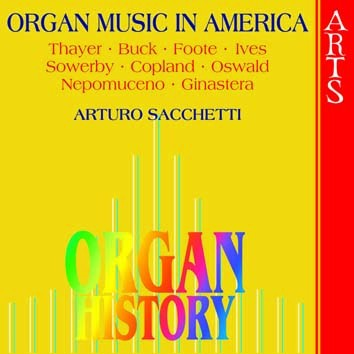 Organ History: Organ History in America