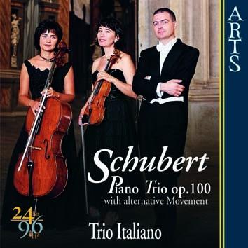 Schubert: Piano Trios, Vol. 2