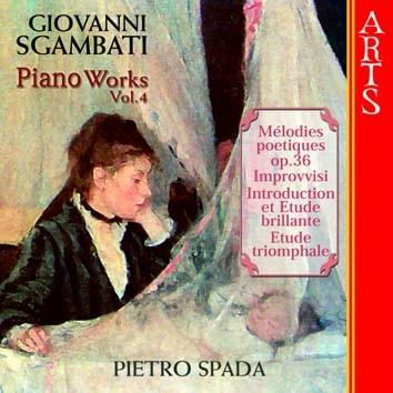 Sgambati: Complete Piano Works, Vol. 4