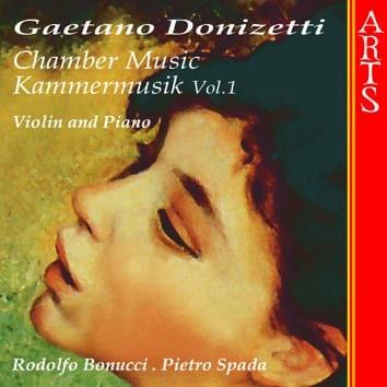 Donizetti: Chamber Music, Vol. 1