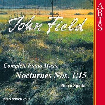 Field: Complete Piano Music, Vol. 4