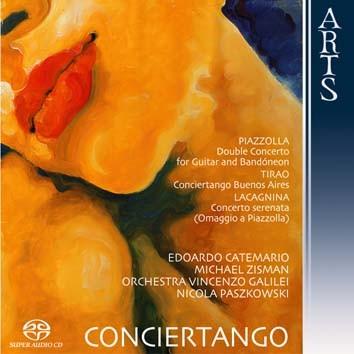Piazolla, Tirao & Lacagnina: Conciertango