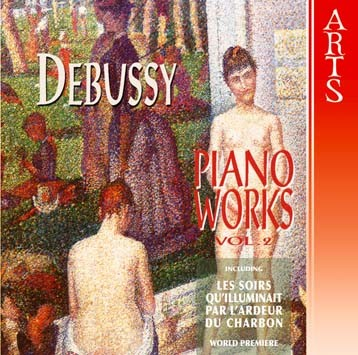 Debussy: Complete Piano Works, Vol. 2