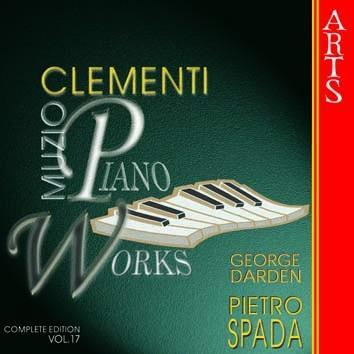 Clementi: Piano Works, Vol. 17
