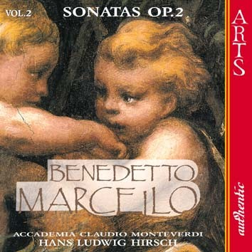 Marcello: Sonatas, Op. II, Vol. 2