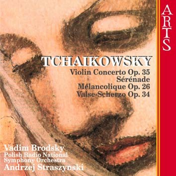 Tchaikovsky: Violin Concerto, Op. 35