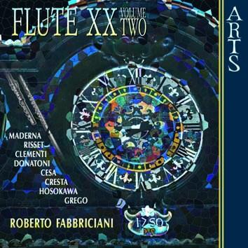 Flute XXth. Century, Vol. 2